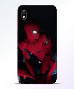 Spiderman Samsung A10 Mobile Cover - CoversGap