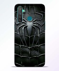 Spiderman Web RealMe 5 Pro Mobile Cover - CoversGap