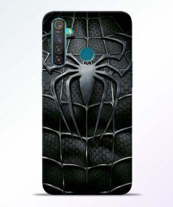 Spiderman Web RealMe 5 Pro Mobile Cover - CoversGap