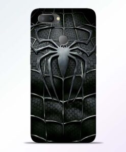 Spiderman Web RealMe U1 Mobile Cover - CoversGap