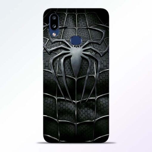 Spiderman Web Samsung Galaxy A10s Mobile Cover