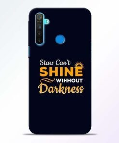 Stars Shine Realme 5 Mobile Cover