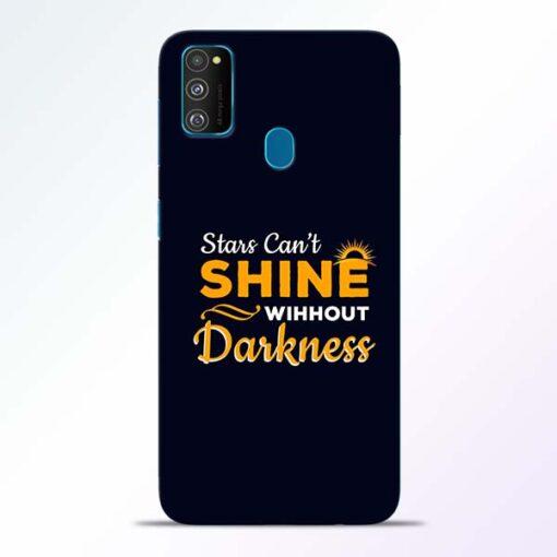 Stars Shine Samsung Galaxy M30s Mobile Cover