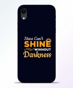 Stars Shine iPhone XR Mobile Cover