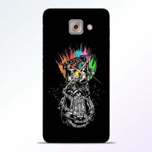 Thanos Hand Samsung Galaxy J7 Max Mobile Cover