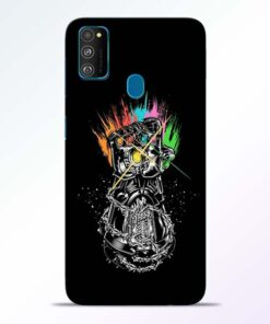 Thanos Hand Samsung Galaxy M30s Mobile Cover