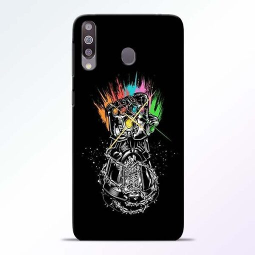 Thanos Hand Samsung M30 Mobile Cover - CoversGap