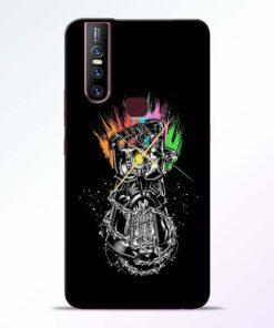 Thanos Hand Vivo V15 Mobile Cover - CoversGap.com