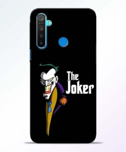 The Joker Face RealMe 5 Mobile Cover - CoversGap