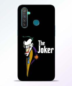 The Joker Face RealMe 5 Pro Mobile Cover - CoversGap