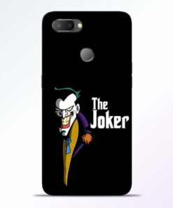 The Joker Face RealMe U1 Mobile Cover - CoversGap