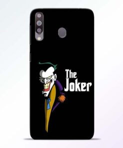 The Joker Face Samsung M30 Mobile Cover - CoversGap