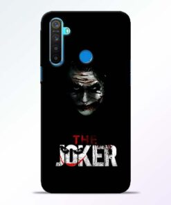 The Joker RealMe 5 Mobile Cover - CoversGap