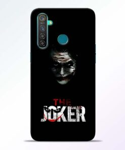 The Joker RealMe 5 Pro Mobile Cover - CoversGap