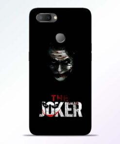 The Joker RealMe U1 Mobile Cover - CoversGap