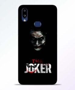 The Joker Samsung Galaxy A10s Mobile Cover