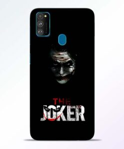 The Joker Samsung Galaxy M30s Mobile Cover