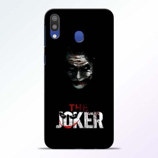 The Joker Samsung M20 Mobile Cover - CoversGap