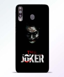 The Joker Samsung M30 Mobile Cover - CoversGap