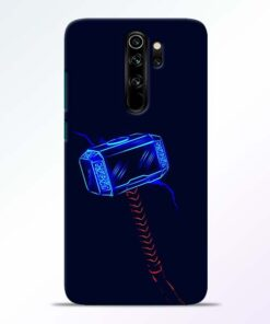 Thor Hammer Redmi Note 8 Pro Mobile Cover