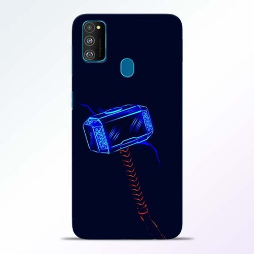 Thor Hammer Samsung Galaxy M30s Mobile Cover