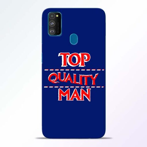 Top Quality Man Samsung Galaxy M30s Mobile Cover