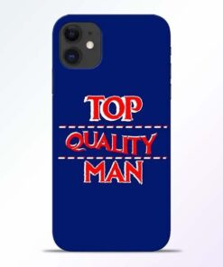 Top Quality Man iPhone 11 Mobile Cover