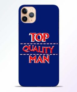 Top Quality Man iPhone 11 Pro Mobile Cover