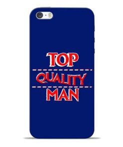 Top Quality Man iPhone 5s Mobile Cover