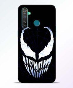 Venom Face RealMe 5 Pro Mobile Cover - CoversGap