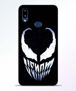 Venom Face Samsung Galaxy A10s Mobile Cover