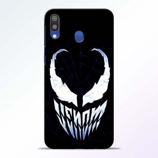 Venom Face Samsung M20 Mobile Cover - CoversGap