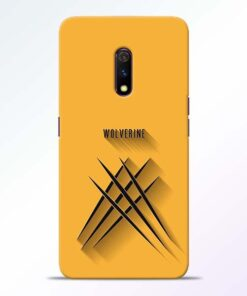 Wolverine RealMe X Mobile Cover - CoversGap