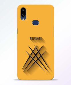 Wolverine Samsung Galaxy A10s Mobile Cover