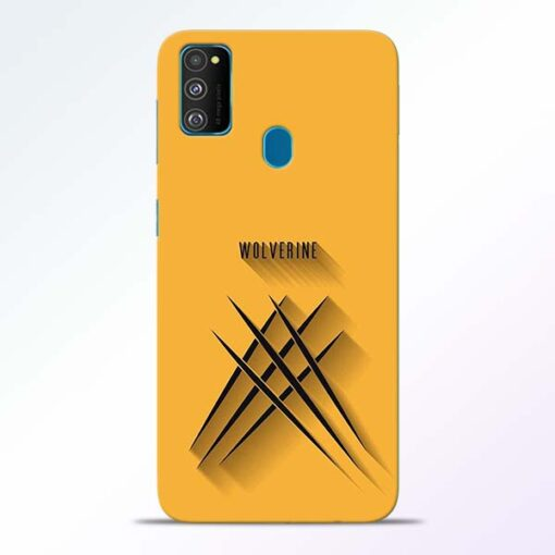 Wolverine Samsung Galaxy M30s Mobile Cover