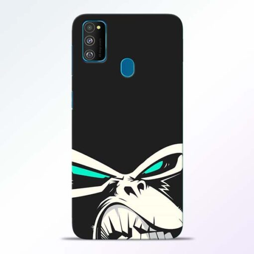 Angry Gorilla Samsung Galaxy M30s Mobile Cover