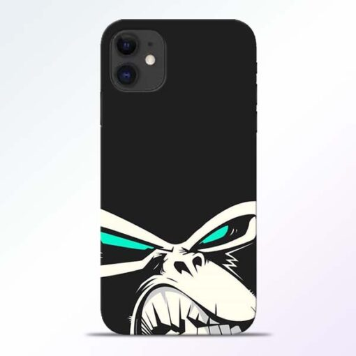 Angry Gorilla iPhone 11 Mobile Cover - CoversGap