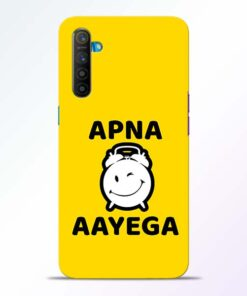 Apna Time Ayega Realme XT Mobile Cover
