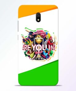 Are you In Redmi 8A Mobile Cover