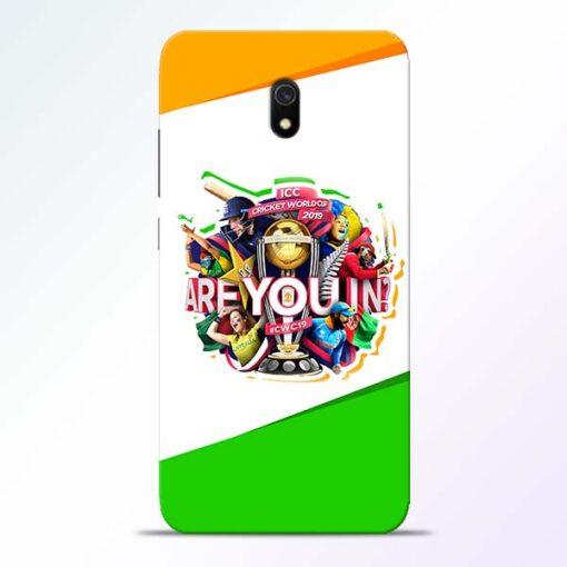 Are you In Redmi 8A Mobile Cover