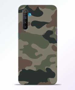 Army Camouflage RealMe XT Mobile Cover