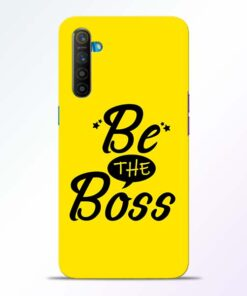 Be The Boss Realme XT Mobile Cover