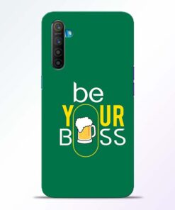 Be Your Boss Realme XT Mobile Cover