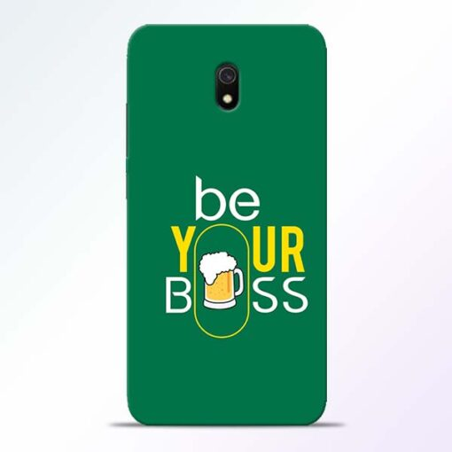 Be Your Boss Redmi 8A Mobile Cover