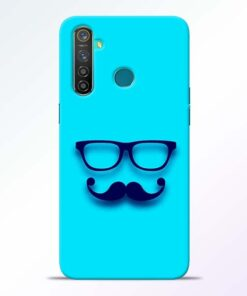 Beard Face Realme 5 Pro Mobile Cover