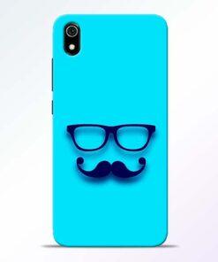 Beard Face Redmi 7A Mobile Cover - CoversGap