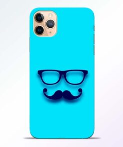 Beard Face iPhone 11 Pro Mobile Cover - CoversGap