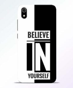 Believe Yourself Redmi 7A Mobile Cover - CoversGap