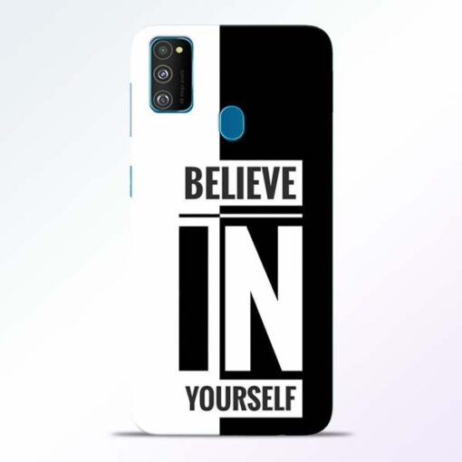 Believe Yourself Samsung Galaxy M30s Mobile Cover