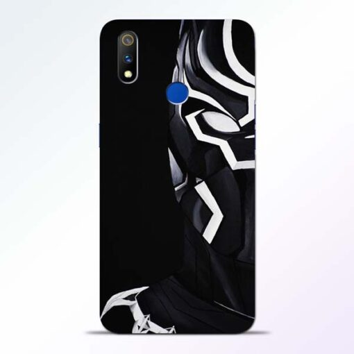 Black Panther Realme 3 Pro Mobile Cover